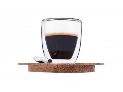 Kávový servis Circle Espresso CLAP DESIGN