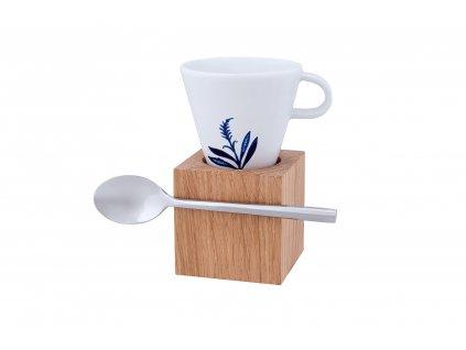 Cube Espresso Blue CLAP DESIGN