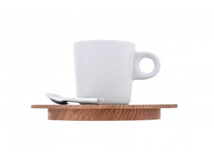 Circle Porcelain  - Espresso set CLAP DESIGN