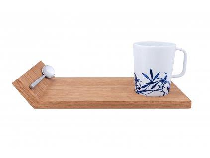 Rectangle Porcelain Blue CLAP DESIGN