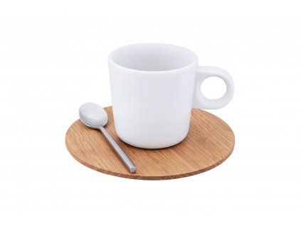 Circle Porcelain - Lungo set CLAP DESIGN
