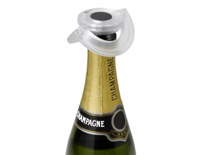 Adhoc Zátka na šampaňské GUSTO čirá