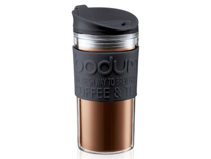 Cestovní hrnek BODUM® 350 ml, černý