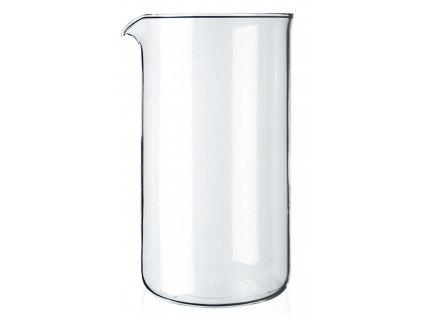 Náhradní skleněná nádobka k french pressu BODUM® na 8 šálků 1000 ml