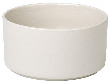 Blomus Miska na snack krémová 11 cm PILAR