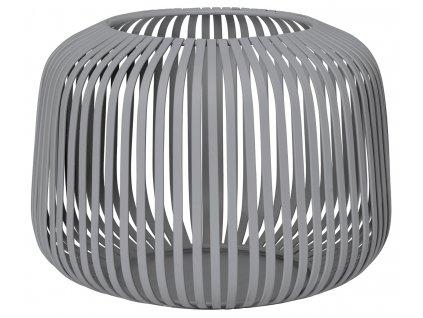 Blomus Lucerna ocelově šedá LITO
