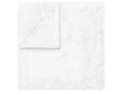 Blomus Ručník bílý 50 x 100 cm RIVA