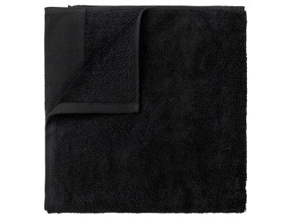 Blomus Set 2 ručníků černý RIVA