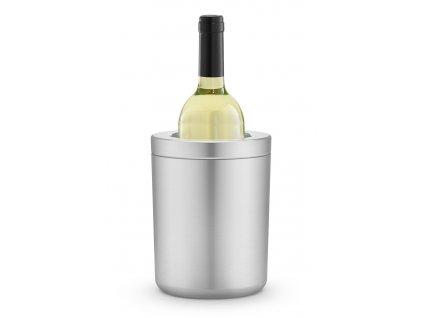 chladící nádoba na víno nerezová broušená donare Zack