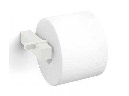 držák toaletního papíru nerezový bílý carvo Zack