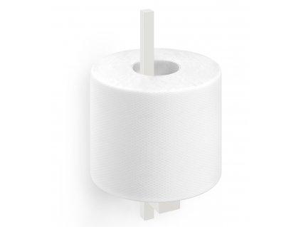 držák náhradního toaletního papíru nerezový bílý carvo Zack