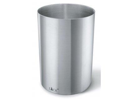Nerezový pohárek broušený rezzo ZACK