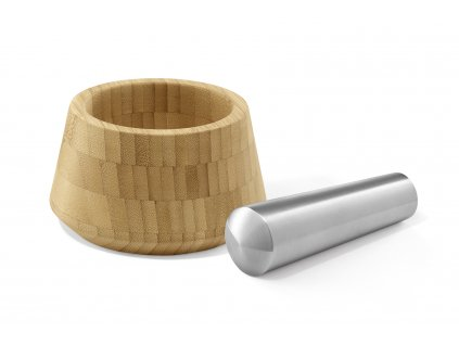 Hmoždíř z olejovaného bambusu ZACK
