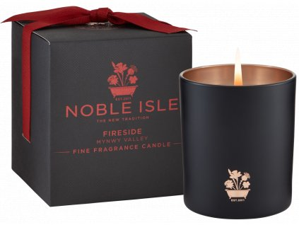Fireside vonná svíčka 200 gr