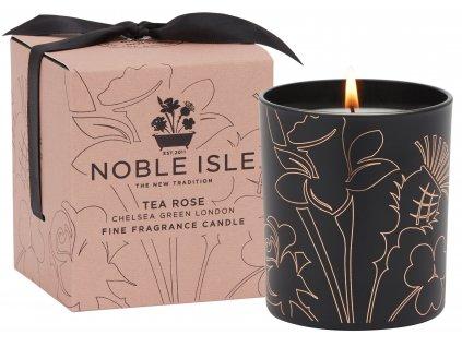 Tea Rose vonná svíčka 200 gr