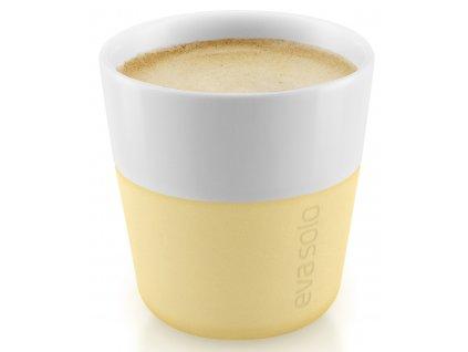 Set 2 hrnků na espresso 80 ml citrónové Eva Solo