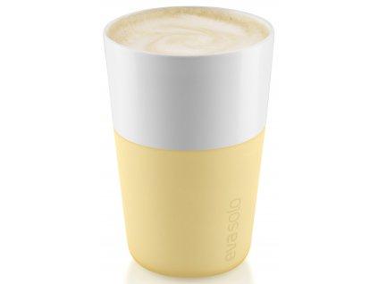 Set 2 hrnků na latté 360 ml citrónové Eva Solo