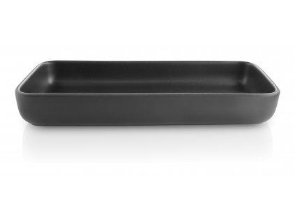 Servírovací talíř nordic 12X24 CM černý Eva Solo