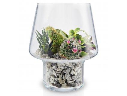 Skleněná váza na sukulenty 15 cm Eva Solo