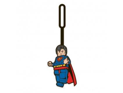 LEGO DC Super Heroes Jmenovka na zavazadlo - Superman