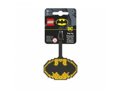 LEGO DC Super Heroes Jmenovka - Batman logo