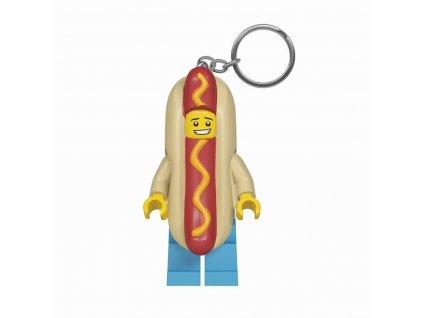LEGO Classic Hot Dog svítící figurka