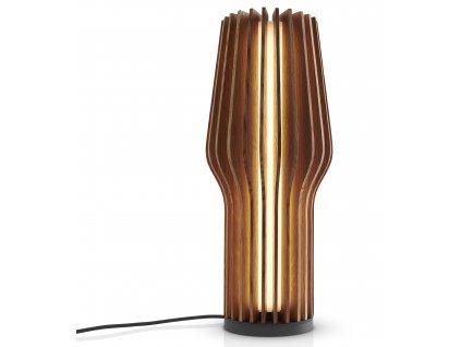 LED lampička dubová integrovaná baterie Eva Solo