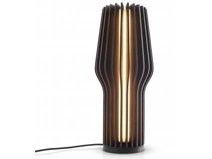 LED lampička dubová kouřová integrovaná baterie Eva Solo