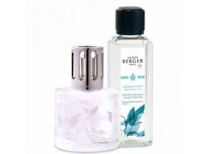 Aroma Happy Aquatic Freshness / Svěžest vody lampa + náplň 250ml