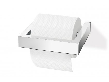 Držák na toaletní papír LINEA nerezový lesklý nástěnný ZACK
