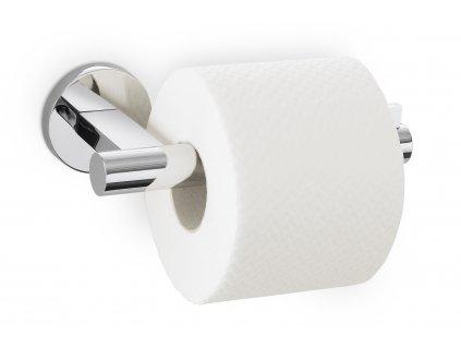 Držák na toaletní papír SCALA nerezový lesklý nástěnný ZACK