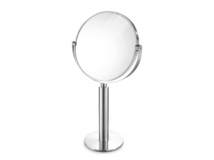 Kosmetické zrcadlo stojací nerezové broušené FELICE ZACK