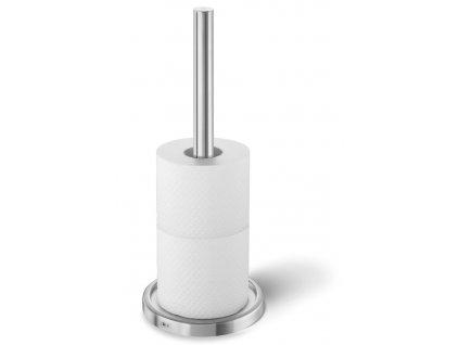 Držák na toaletní papír MIMO nerezový broušený ZACK