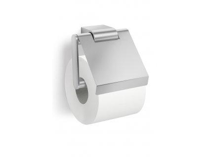 Nerezový držák toaletního papíru broušený atore ZACK