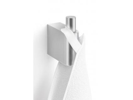 Nerezový háček na ručníky broušený ZACK