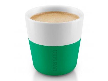 Termošálky na espresso 80 ml 2 kusy tmavě zelené, Eva Solo