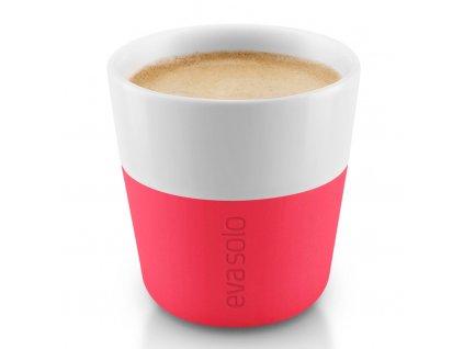 Termošálky na espresso 80 ml 2 kusy růžové, Eva Solo