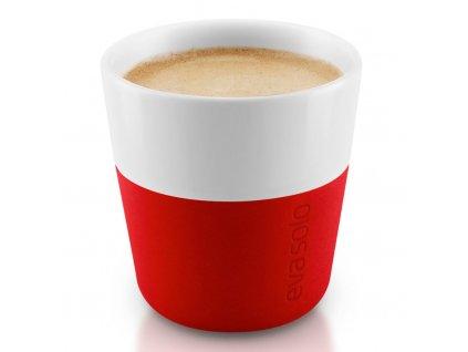 Termošálky na espresso 80 ml 2 kusy červené, Eva Solo