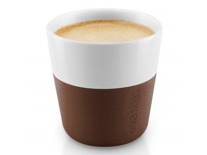 Termošálky na espresso 80 ml 2 kusy hnědé, Eva Solo