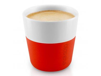 Termošálky na espresso 80 ml 2 kusy oranžové, Eva Solo