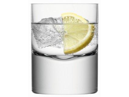 BORIS sklenice 250ml, čiré set 2ks, LSA