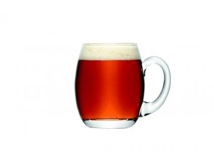 LSA Bar pivní sklenice - půllitr 500ml