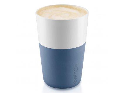Termohrnky na café latte 360 ml 2 kusy modré, Eva Solo