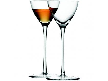 LSA Bar sklenička na likér 100ml, set 3ks