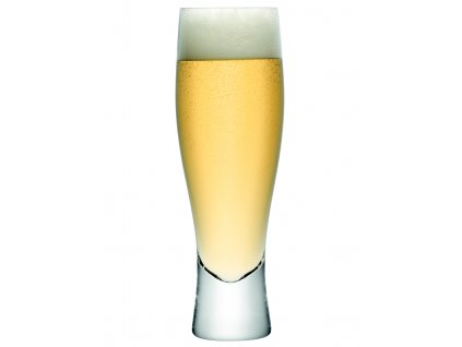 LSA Bar sklenice na pivo 400ml, set 4ks