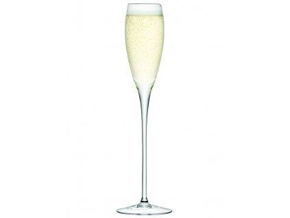 LSA Wine sklenice na sekt 200ml, Set 4ks