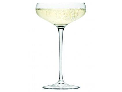 LSA Wine sklenice na sekt miska 300ml, Set 4ks