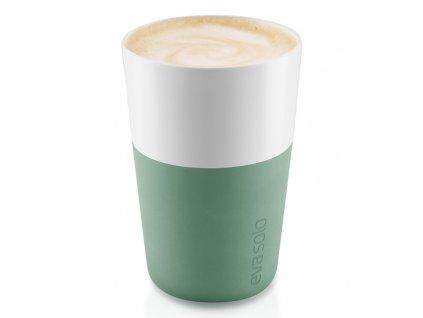Termohrnky na café latte 360 ml 2 kusy mátové, Eva Solo