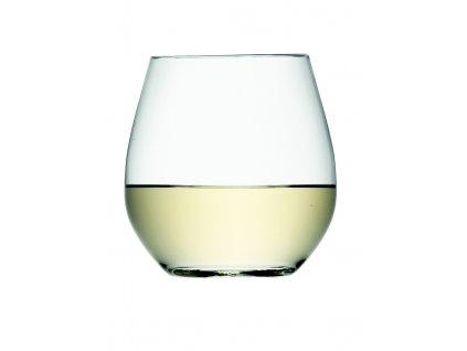 LSA Wine sklenice na bílé víno 370ml, Set 4ks