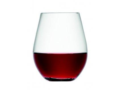 LSA Wine sklenice na červené víno 530ml, Set 4ks